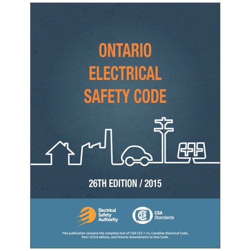 Ontario Electrical Safety Code