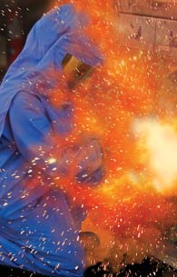 Electrical Explosion